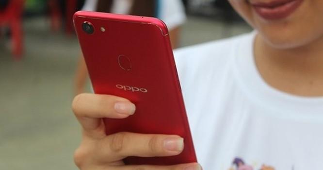 Nên chọn mua Oppo F5 hay Oppo F5 6GB? ảnh 7