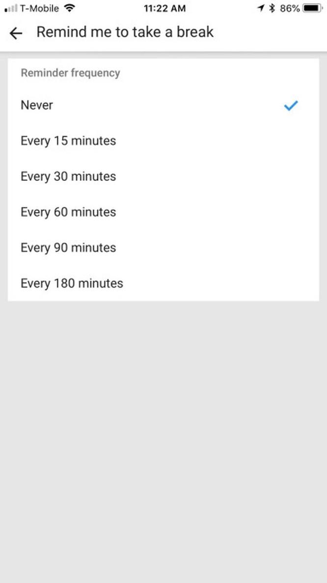 YouTube tung ra công cụ mới giúp bạn ngừng... xem video ảnh 2