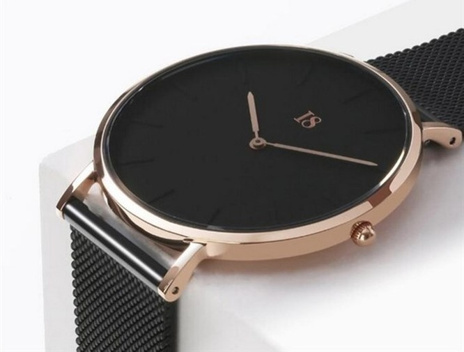 Xiaomi ra mắt đồng hồ thời trang I8, sang chảnh 'kiểu' Thụy Sỹ ảnh 1