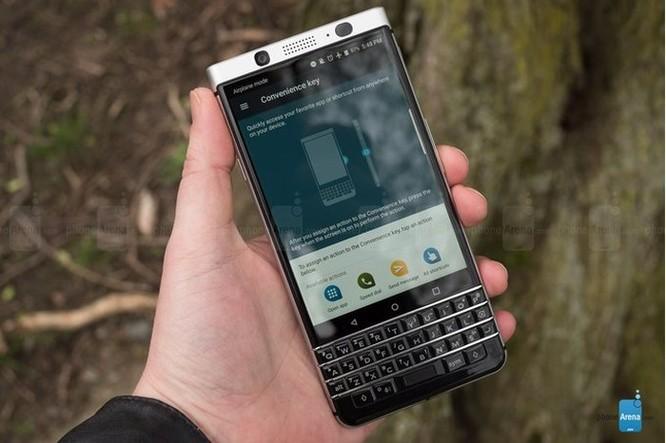 Rò rỉ thông số chi tiết BlackBerry KEY2: Snapdragon 660 và 6GB RAM ảnh 1