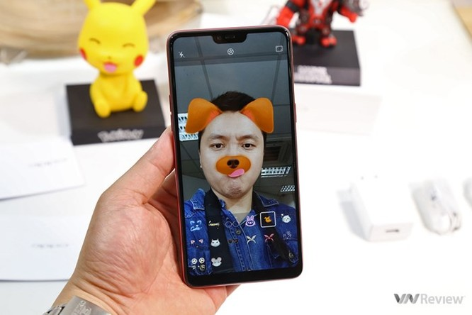 Đọ camera kép giấu mặt giữa Nokia 7 Plus và Oppo F7 ảnh 2
