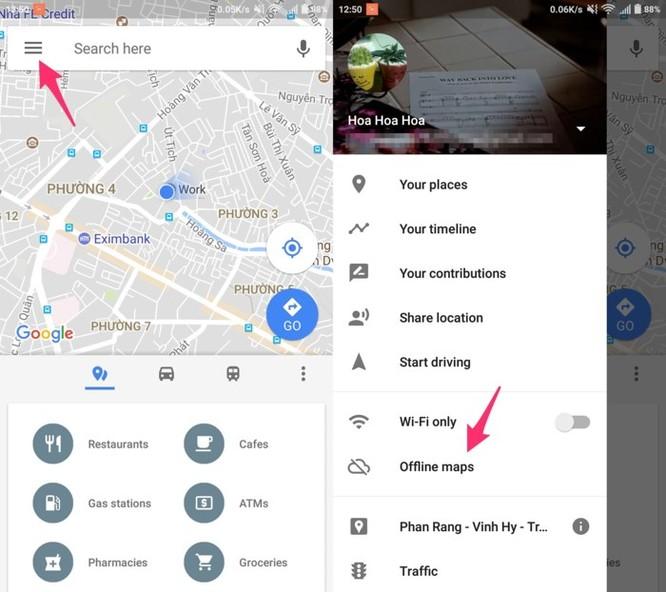 3 mẹo bạn nhất định phải biết khi sử dụng Google Maps ảnh 1
