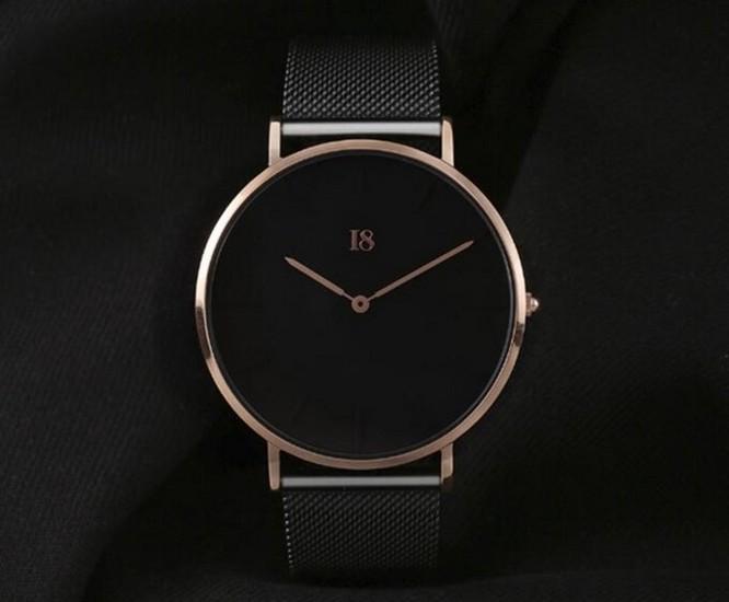 Xiaomi ra mắt đồng hồ thời trang I8, sang chảnh 'kiểu' Thụy Sỹ ảnh 2