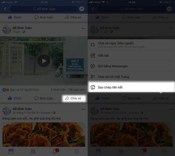 3 cách tải video Facebook chất lượng cao về điện thoại và máy tính ảnh 2