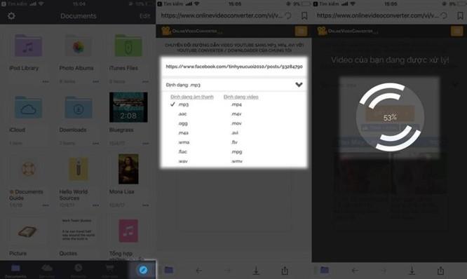 3 cách tải video Facebook chất lượng cao về điện thoại và máy tính ảnh 3