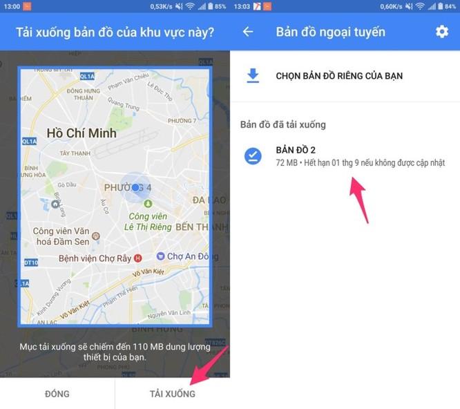 3 mẹo bạn nhất định phải biết khi sử dụng Google Maps ảnh 2