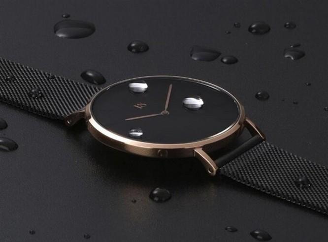 Xiaomi ra mắt đồng hồ thời trang I8, sang chảnh 'kiểu' Thụy Sỹ ảnh 4