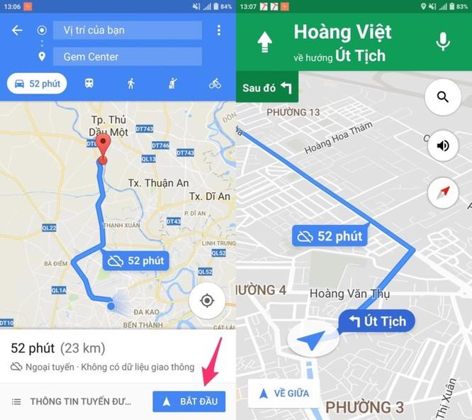 3 mẹo bạn nhất định phải biết khi sử dụng Google Maps ảnh 3