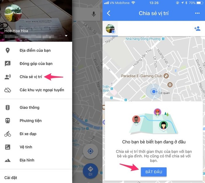 3 mẹo bạn nhất định phải biết khi sử dụng Google Maps ảnh 4