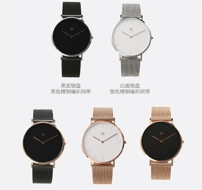 Xiaomi ra mắt đồng hồ thời trang I8, sang chảnh 'kiểu' Thụy Sỹ ảnh 5