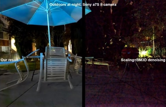 AI sẽ là chìa khóa giúp chụp ảnh thiếu sáng ít noise và cân bằng trắng tốt hơn ảnh 6