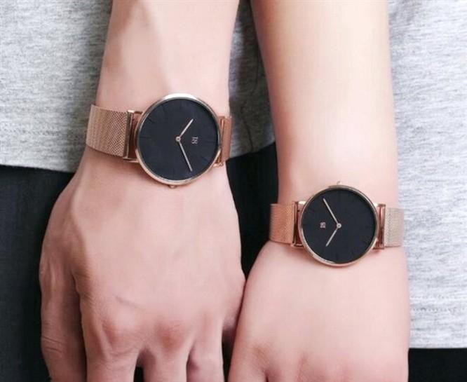 Xiaomi ra mắt đồng hồ thời trang I8, sang chảnh 'kiểu' Thụy Sỹ ảnh 6