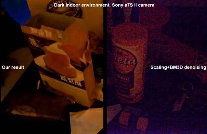 AI sẽ là chìa khóa giúp chụp ảnh thiếu sáng ít noise và cân bằng trắng tốt hơn ảnh 7
