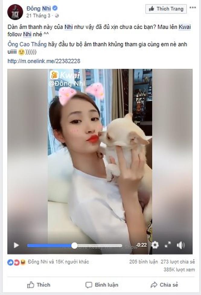 Ứng dụng mạng xã hội video Kwai lọt top ứng dụng video hàng đầu trên chợ ứng dụng ảnh 1