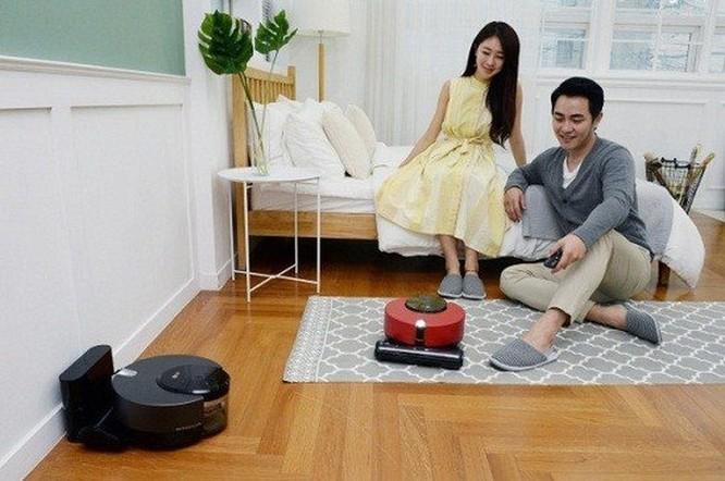 LG ra mắt robot hút bụi trang bị trí tuệ nhân tạo ảnh 1