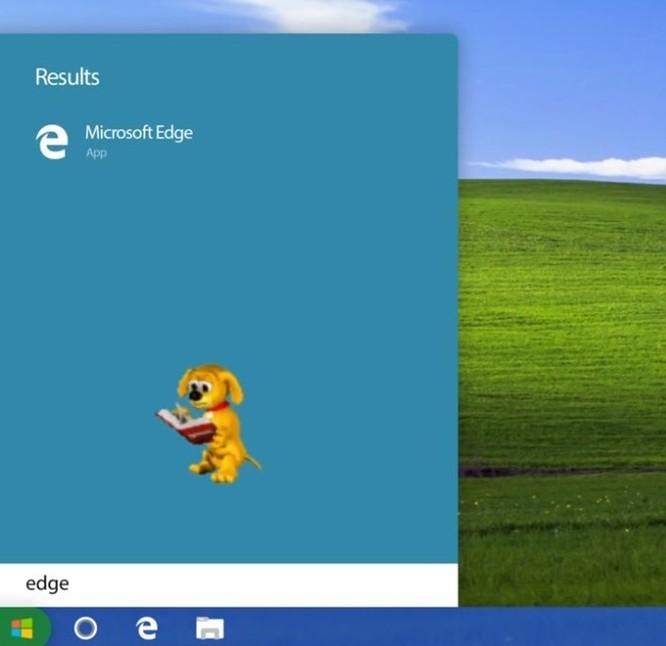 Windows XP sẽ 'lột xác' như thế nào nếu được ra mắt trong năm 2018? ảnh 8