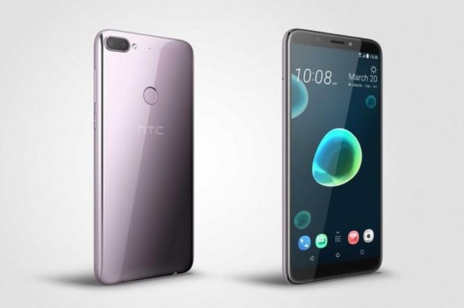 HTC Desire 12+ bất ngờ ra mắt ở Việt Nam, giá 4,99 triệu đồng ảnh 2
