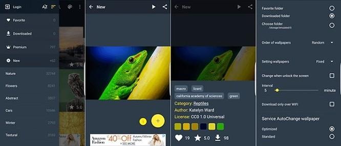 Những ứng dụng cung cấp hình nền tuyệt vời nhất cho 'dế' Android ảnh 3