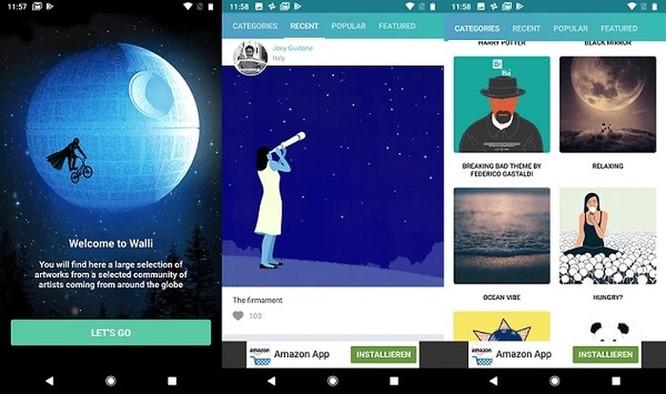 Những ứng dụng cung cấp hình nền tuyệt vời nhất cho 'dế' Android ảnh 8