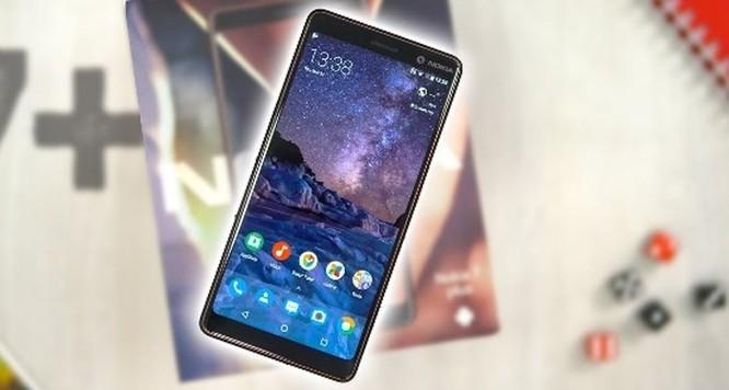 Cùng giá nên mua Nokia 7 Plus hay Oppo F5 6GB? ảnh 11