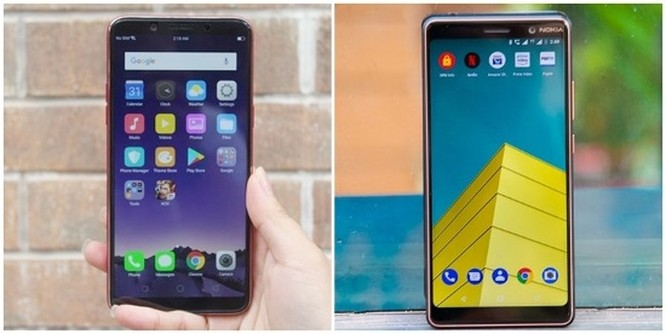 Cùng giá nên mua Nokia 7 Plus hay Oppo F5 6GB? ảnh 6