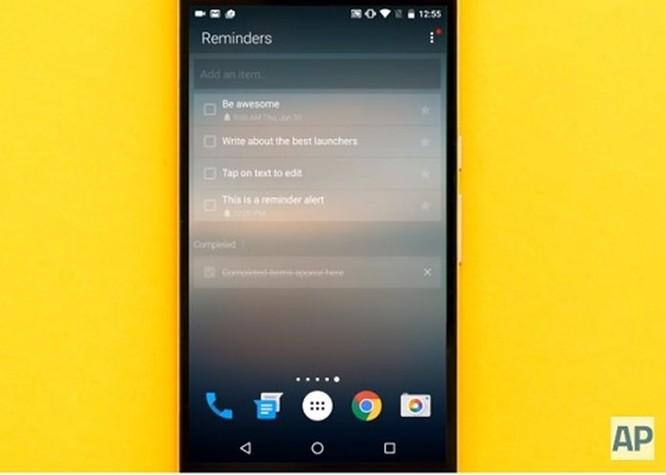 Top 6 ứng dụng khởi chạy chương trên Android đáng dùng ảnh 1