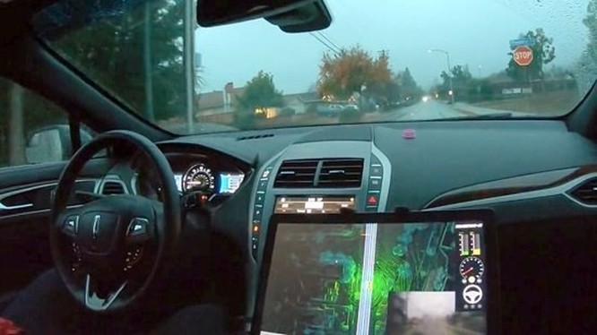 Startup xe tự lái của Trung Quốc nhận được 128 triệu USD đầu tư ảnh 1