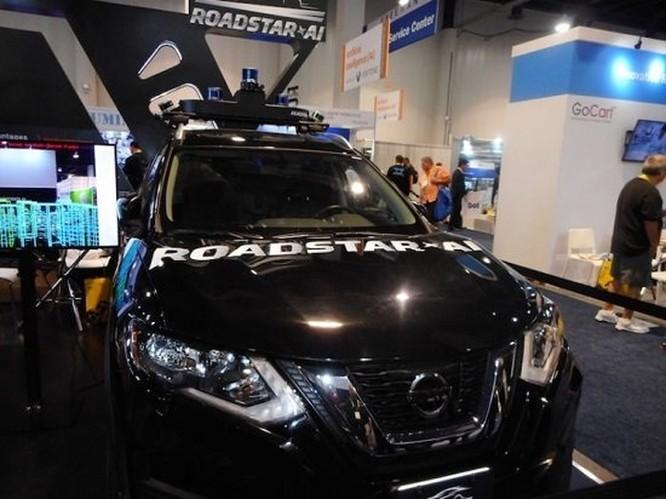 Startup xe tự lái của Trung Quốc nhận được 128 triệu USD đầu tư ảnh 2