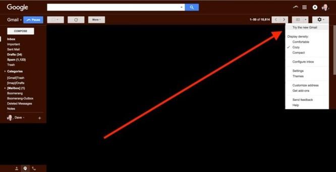 Hướng dẫn sử dụng tính năng soạn mail siêu tốc của Gmail ảnh 1