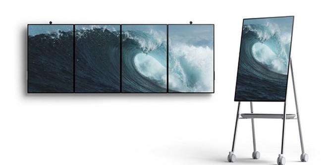 Sắp có máy tính bảng Mega 'khổng lồ' thế hệ mới của Microsoft ảnh 1