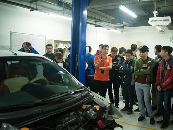 FPT muốn trở thành doanh nghiệp hàng đầu thế giới về công nghệ ô tô ảnh 1