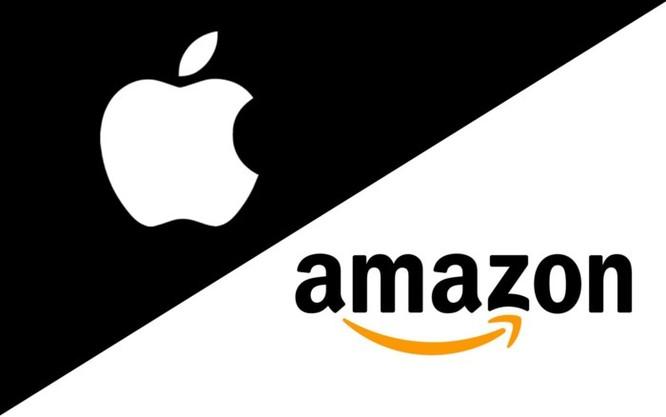 Lợi nhuận quý 1/2018 của Apple bằng... 143% số lãi trọn đời của Amazon ảnh 1