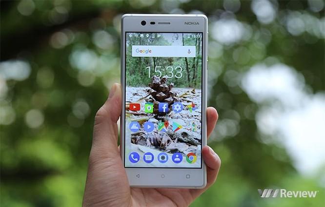 HMD có thể ra mắt bản nâng cấp của Nokia 3 vào cuối năm nay ảnh 1
