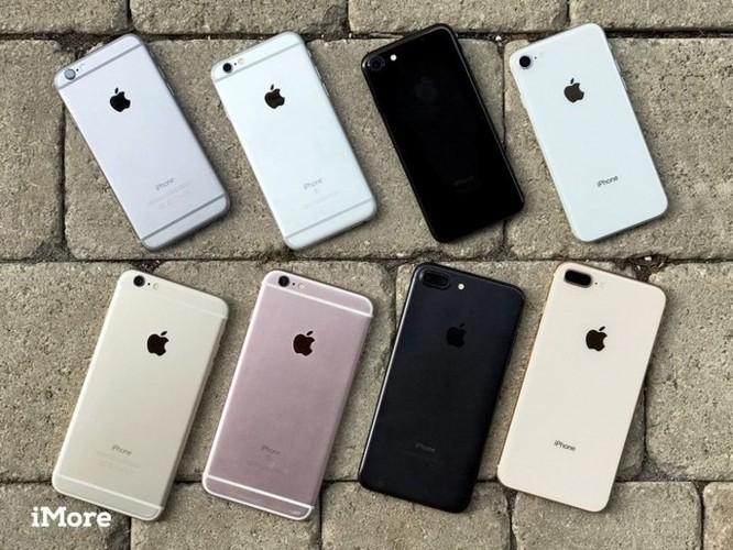 iPhone 8s dùng màn LCD sẽ có nhiều màu giống iPhone 5c? ảnh 2