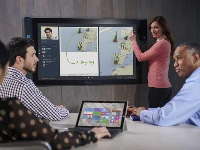 Sắp có máy tính bảng Mega 'khổng lồ' thế hệ mới của Microsoft ảnh 2