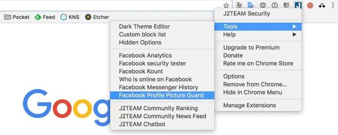 Làm thế nào để không bị giả mạo Facebook? ảnh 2