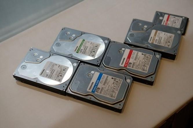 Toshiba giới thiệu dòng ổ cứng gắn trong cho người tiêu dùng Việt Nam ảnh 3