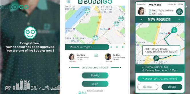 Hàng loạt dịch vụ chia sẻ trực tuyến 'lập dị' như thuê 'mẹ' và thú cưng đang hot tại Hồng Kông ảnh 3