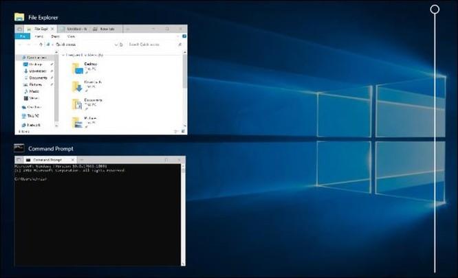 Windows 10 đã thay đổi cách thay đổi hoạt động của tổ hợp phím Alt+Tab ảnh 4