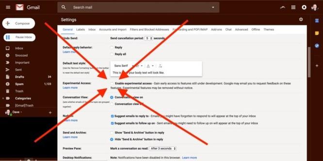 Hướng dẫn sử dụng tính năng soạn mail siêu tốc của Gmail ảnh 5