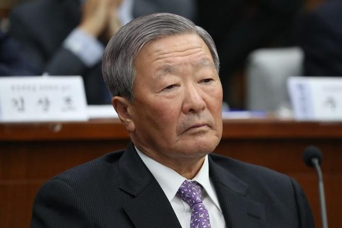 Chủ tịch LG qua đời, để lại công ty cho con trai nuôi ảnh 1