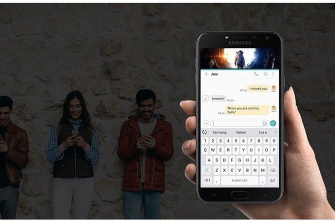 Samsung Galaxy J4 bán ra với giá chưa đến 200 USD ảnh 1