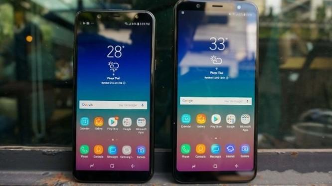 Samsung Galaxy A6 và A6 Plus có gì mới? ảnh 13
