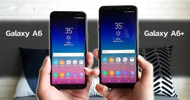 Samsung Galaxy A6 và A6 Plus có gì mới? ảnh 14