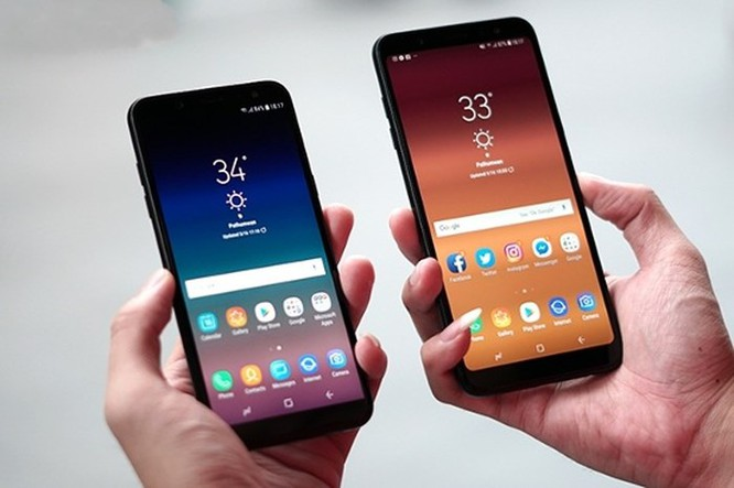 Samsung Galaxy A6 và A6 Plus có gì mới? ảnh 1