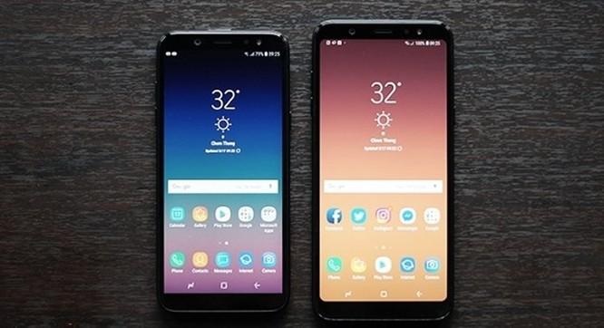 Samsung Galaxy A6 và A6 Plus có gì mới? ảnh 2