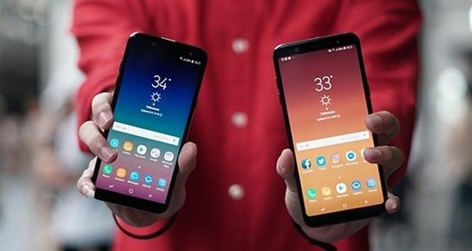 Samsung Galaxy A6 và A6 Plus có gì mới? ảnh 3