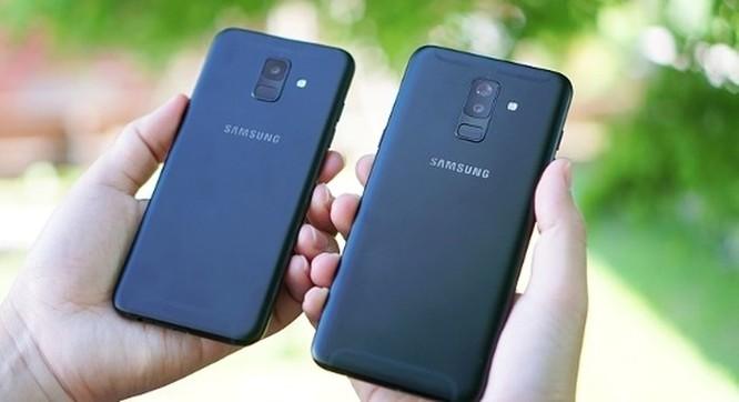 Samsung Galaxy A6 và A6 Plus có gì mới? ảnh 7