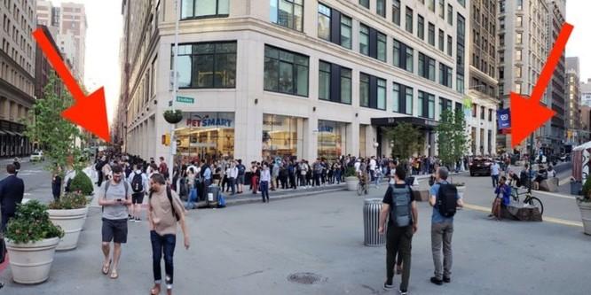 Điện thoại OnePlus 6 giá 530 USD khiến người dân New York 'phát sốt' không kém gì iPhone mới ảnh 1