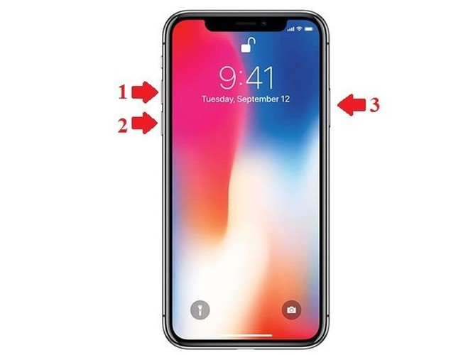 Hướng dẫn khởi động lại iPhone khi máy treo cứng ảnh 1